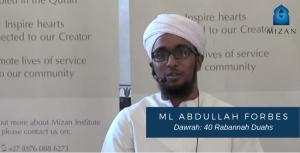Moulana Abdullah Forbes