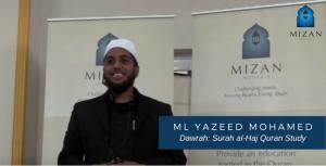 Moulana Yazeed Mohammed